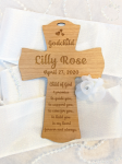 Wooden Cross Baby Gifts