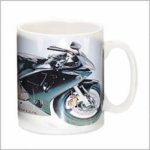 11 oz Sublimated Ceramic Mug Ceramic Cups