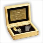 GOLD WHISTLE GIFT SET Coach Gifts