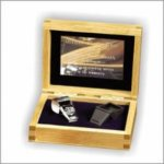 SILVER WHISTLE GIFT set Fire and Safety Awards