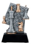 Resin Figure - Chess Trophies | Resin